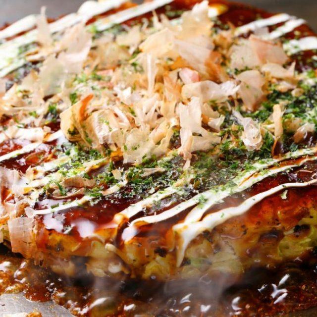 関西風お好み焼き ワラダマ
