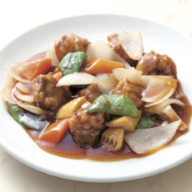 中華菜館 花筏