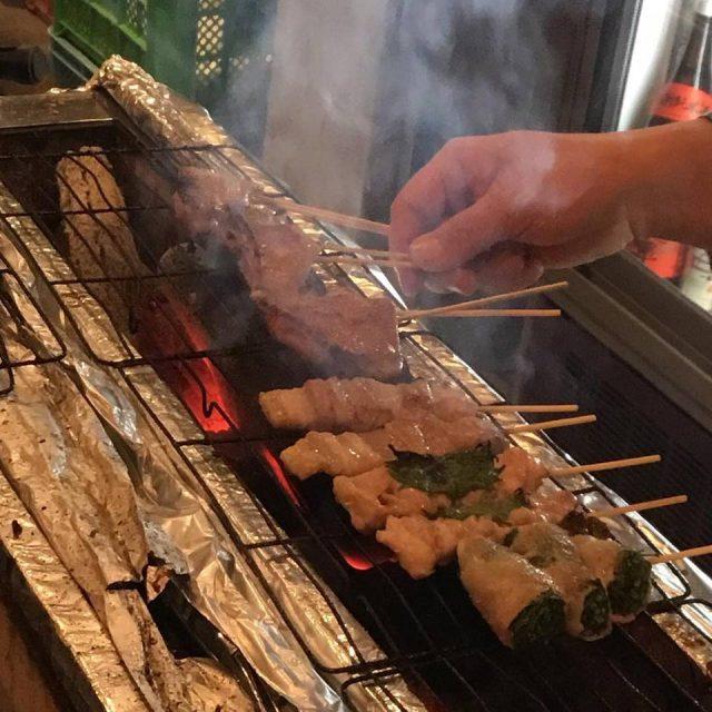 東京焼鳥と野菜巻きの店 Hayato to Hinata